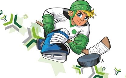 ŠKODA Junior Ice Hockey Cup учит побеждать!