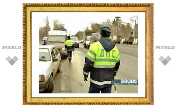 Сотрудники милиции перегоняли краденные иномарки