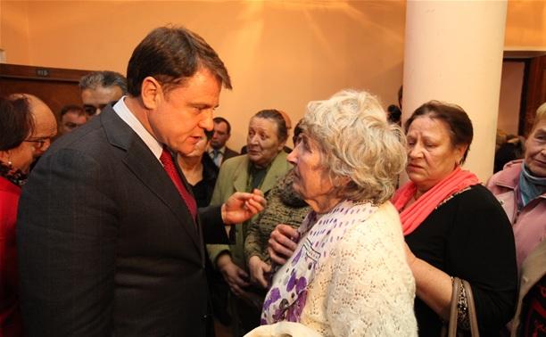26 ноября Владимир Груздев пообщается с жителями Ефремовского района