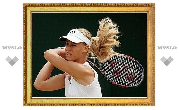 Елена Дементьева пробилась на итоговый турнир года