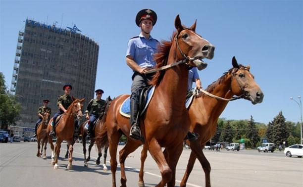 """Порядок на матчах """"Арсенала"""" будет охранять конная полиция"""