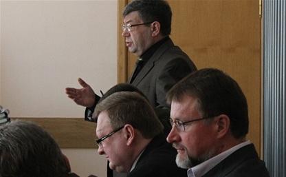 Виктор Волков не признал свою вину