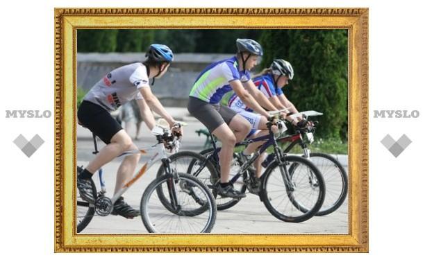 Туляков приглашают на велогонку