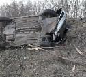 В Веневском районе насмерть разбились водитель и пассажир автомобиля «Форд Фокус»