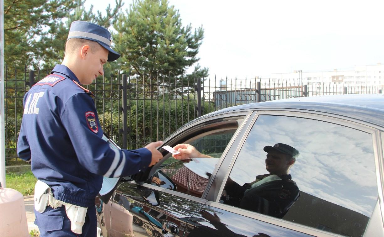 За выходные на тульских дорогах пьяными за рулем попались более 40 водителей