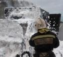 В Тульской области на трассе М-4 «Дон» сгорела грузовая газель