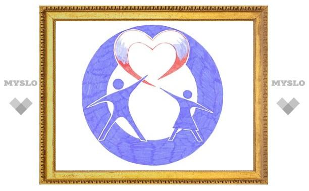 Конкурс эмблем «Волонтер года» продолжается