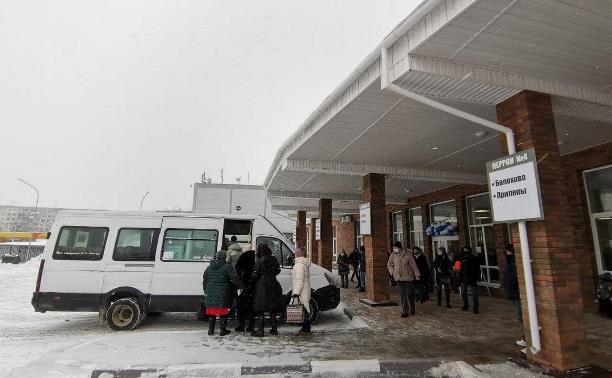 В Туле открылись две автостанции: карточки перераспределения маршрутов