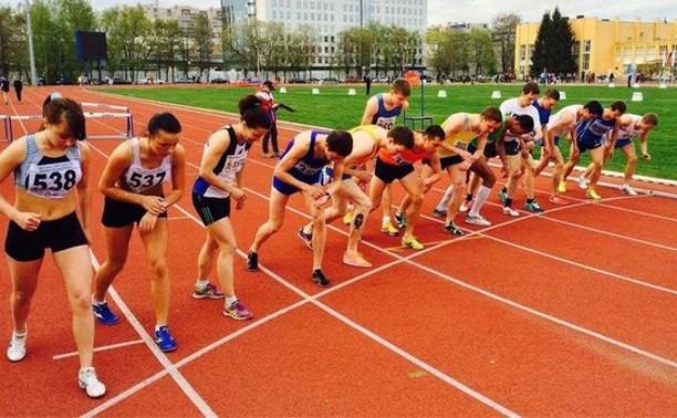 Тульские легкоатлеты собрали урожай медалей в Смоленске