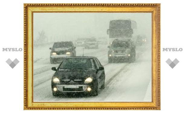 Жители Карелии остались без света и тепла из-за сильного снегопада