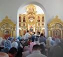 В Ясногорске открылся храм в честь Собора новомучеников и исповедников Церкви Русской
