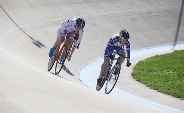 Тульские велосипедисты отличились на первенстве России