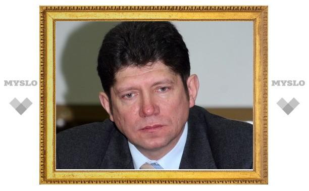 В Тульской области на бывшего директора Департамента здравоохранения завели уголовное дело