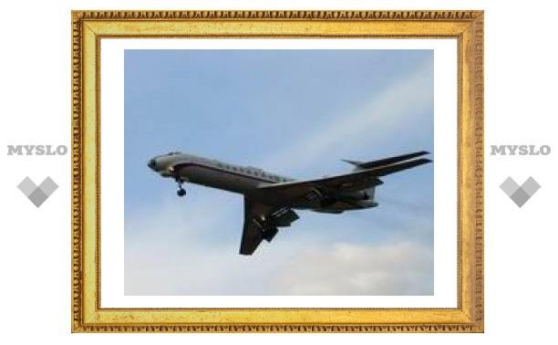Четыре года назад под Тулой разбился самолет