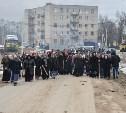Глава Зареченского округа Тулы: Повреждения газопровода в Плеханово устранены