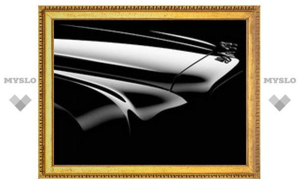 Новый роскошный седан Bentley покажут в августе