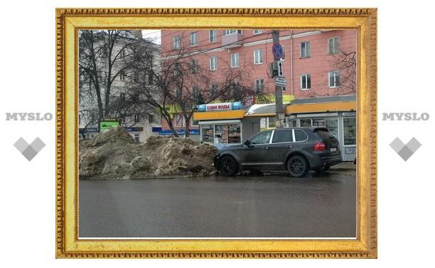 Евгений Авилов проинспектировал места возможных подтоплений