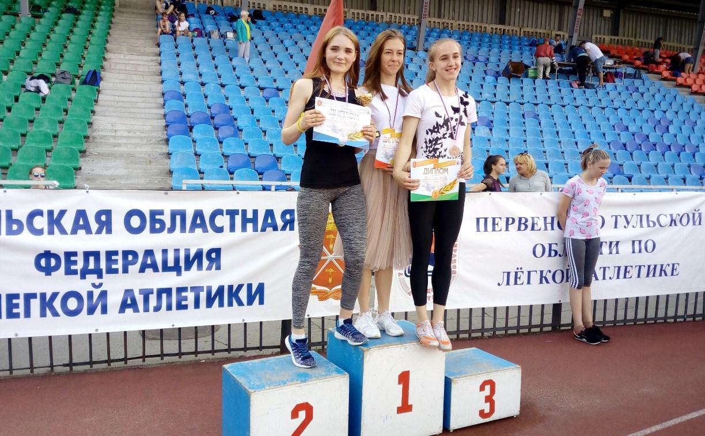 В Туле прошли региональные чемпионат и первенство по легкой атлетике