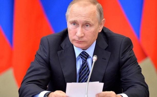 В Тульской области на выборах более 79% избирателей отдали голоса за Путина