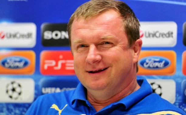 Главный тренер «Анжи» списал победу своей команды на удачу и везение