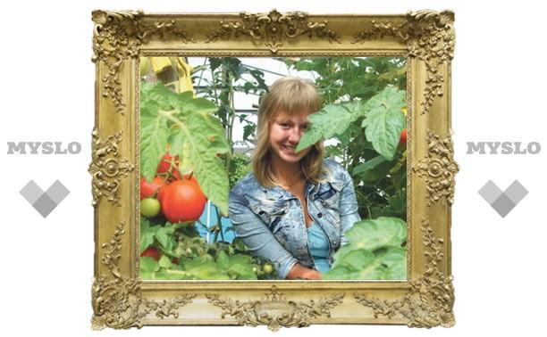 Туляк Евгений Гришин: В семье я – главный по помидорам!