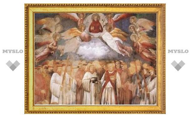 Реставраторы обнаружили на фреске Джотто дьявола