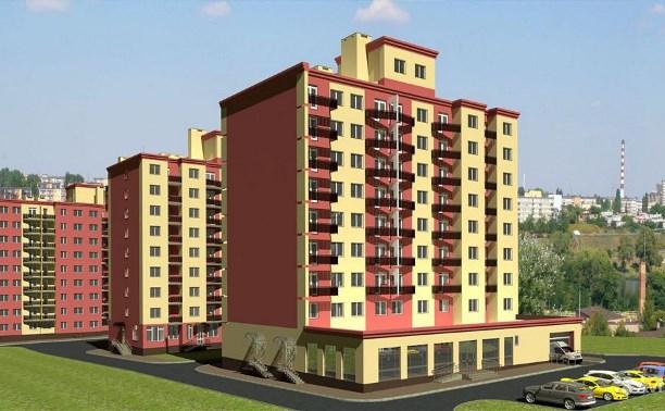 В Заречье достроят жилой комплекс