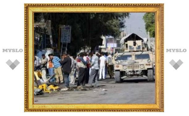 В результате теракта в Багдаде погибли 34 человека