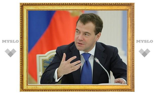 Медведев посетил оспариваемые Японией Курильские острова