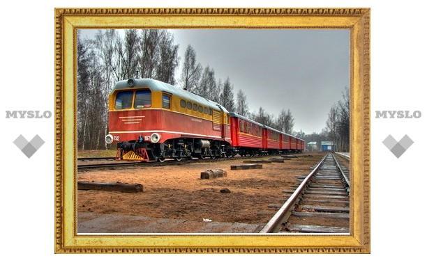 На железной дороге вырублено 14 тысяч деревьев