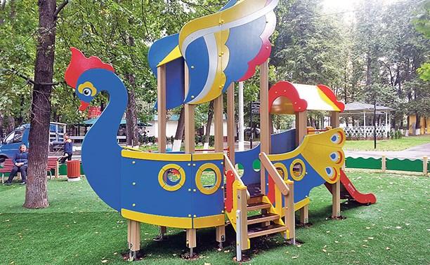 Детские площадки «КСИЛ» — качество и безопасность