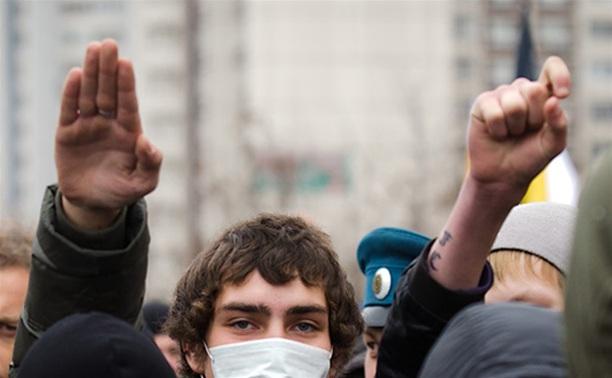 Туляка оштрафовали на две тысячи рублей за экстремистский ролик в соцсетях