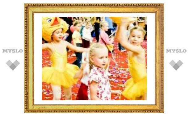 В Туле прошел детский фестиваль