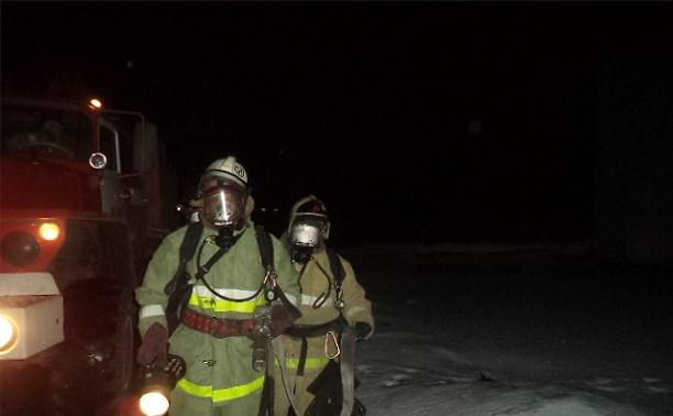 В Суворовском районе мужчина погиб на пожаре из-за непотушенной сигареты