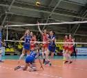 Волейбольная «Тулица» дважды проиграла «Северянке»