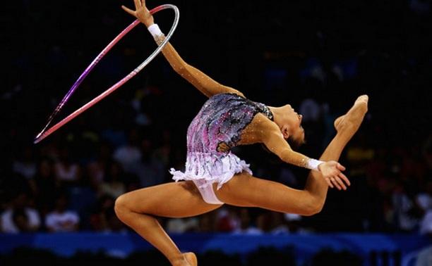 Прошел первый день Всероссийских соревнований по художественной гимнастике