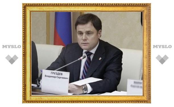 Узловчане пожаловались губернатору на плохую уборку снега