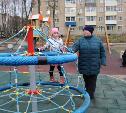 Нацпроект «Жилье и городская среда»: в Ясногорске появился новый сквер