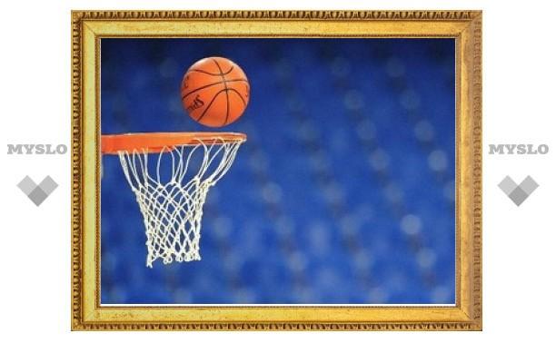 В Тульской области определится чемпион по баскетболу