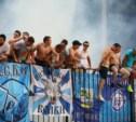 За выходку фанатов «Зенит» заплатит 420 тысяч рублей