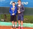 Юный тульский теннисист стал победителем турнира в Черногории