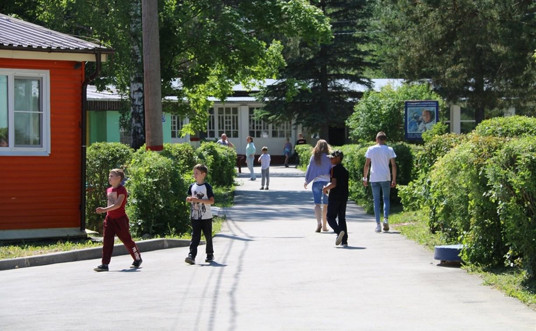 Тульский детский лагерь «Космос» может перейти на круглогодичный режим работы