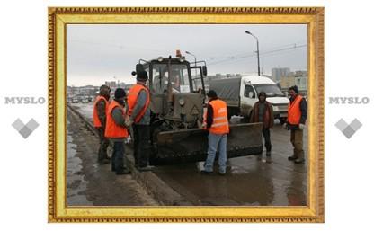 Тульским дорогам срочно нужен ремонт