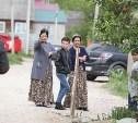 В Туле на Косой Горе освобождают незаконно занятые цыганским табором земли