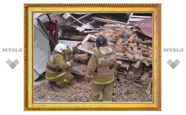 МЧС официально озвучило причину взрыва дома под Тулой