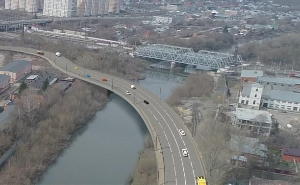 Строительство моста через Упу в Туле начнется в июле 2020 года