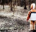 Алексинские полицейские нашли заблудившегося в лесу ребёнка