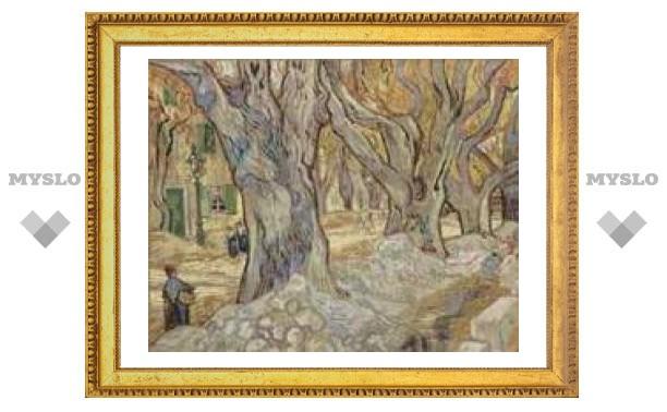 Искусствовед нашел скатерти Ван Гога