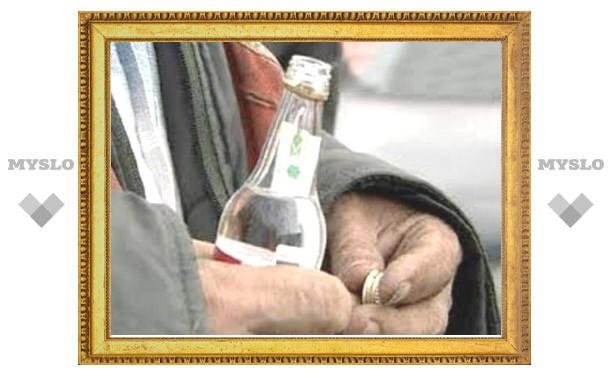 Житель Тульской области оштрафован за попытку продать некачественную водку