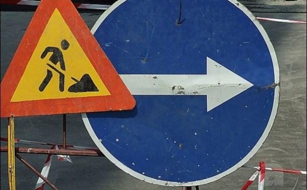 Тульская область отстает в освоении денег, полученных на ремонт дорог